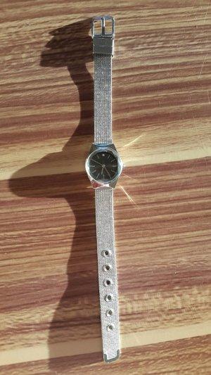 Uhr silber Bijou Brigitte Mesh Armband