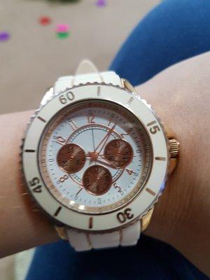 Uhr Sweet Deluxe weiß