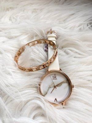 Uhr und Armband im Set