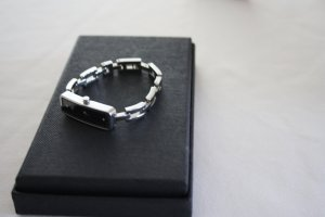 Uhr, von Calvin Klein, in Silber