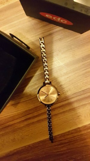 Esprit Watch rose-gold-coloured