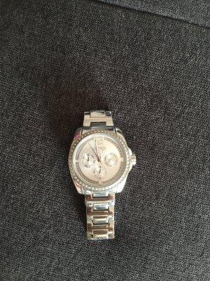 Uhr von Esprit in Silber