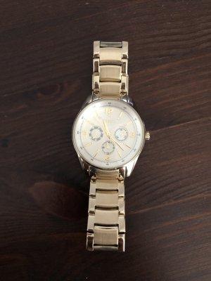Uhr von Fossil gold