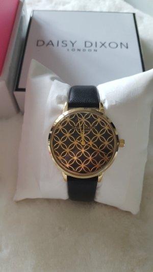 KAREN MILLEN Reloj con pulsera de cuero multicolor