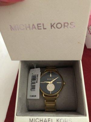 Uhr von Michael Kors in Gold / Strass , Neu