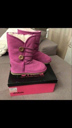 Ukala Boots pink Gr. 37, NEU!