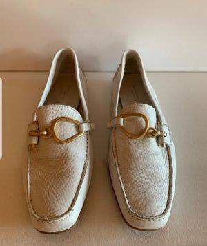Uli Knecht Slippers white