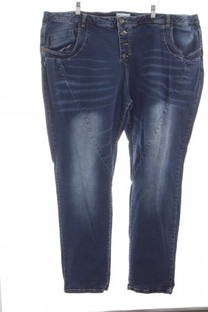 9c786b37e85a Ulla Popken 3/4 Length Jeans blue casual look