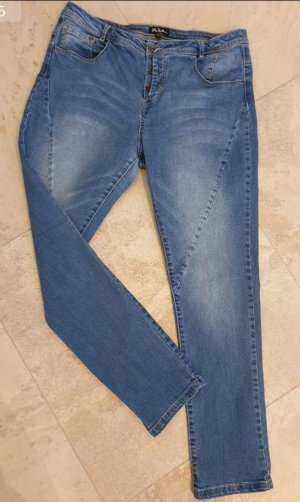 Ulla Popken Stretch Jeans blue