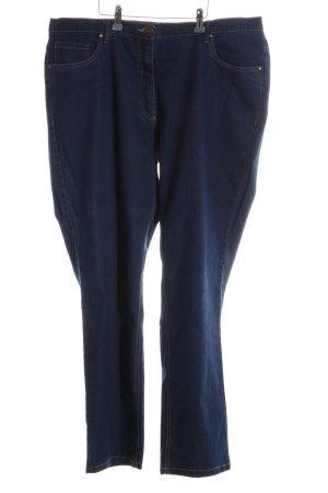 Ulla Popken Low Rise Jeans blue casual look