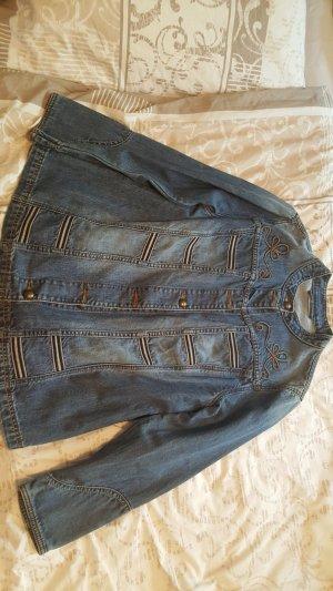 Ulla popken jeans jacke