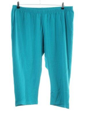 Ulla Popken Leggings blau Casual-Look