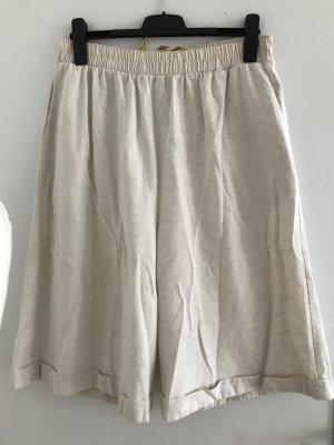 Ulla Popken Leinenhose Gr.46/48 Shorts Plus Size