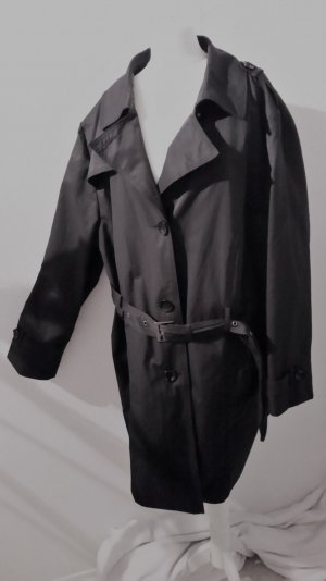 Ulla Popken modischer Herbst / Winter Trenchcoat Gr 50/52