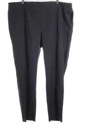 Ulla Popken Pantalone elasticizzato grigio scuro stile casual
