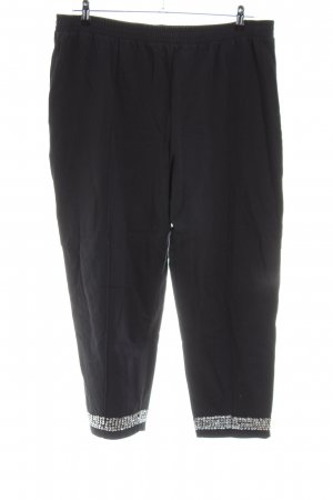 Ulla Popken Sweat Pants black casual look