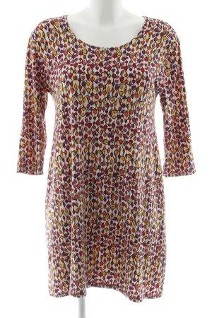 Ulrike Storch Minikleid abstraktes Muster Casual-Look