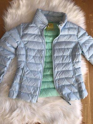 Ultra leichte Daunen Jacke , Übergangszeit