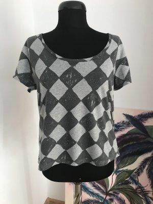 Ultra weiche Shirt mit Schachmatt-Feld-Muster von Cheap Monday