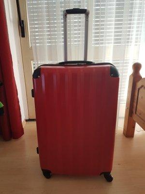Ultraleichten Koffer neu rot