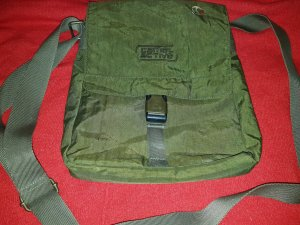 Camel Active Crossbody bag green grey