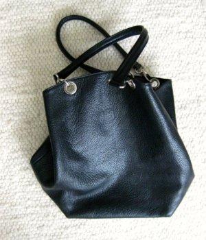 Ludwig Reiter Shoulder Bag black leather