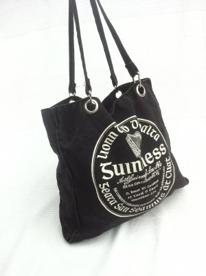 Umhänge Tasche schwarz
