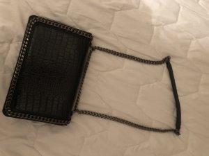 Tally Weijl Handbag black-silver-colored