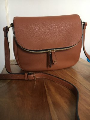 Anna Field Crossbody bag brown-gold-colored