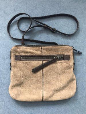 Umhängetasche aus Leder von Marc O'Polo