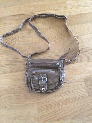 Umhängetasche braun Damen Handtasche