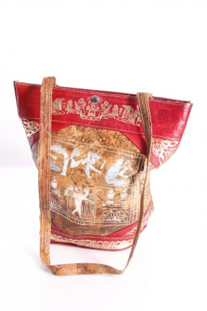 Bag decorated brightly
