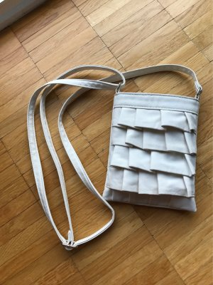 Clockhouse Crossbody bag white