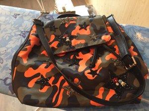 Umhängetasche Camouflage Muster