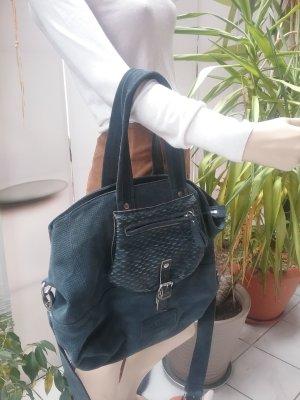 Liebeskind Gekruiste tas donkerblauw