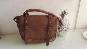 Umhängetasche Citybag Vintage Kunstleder