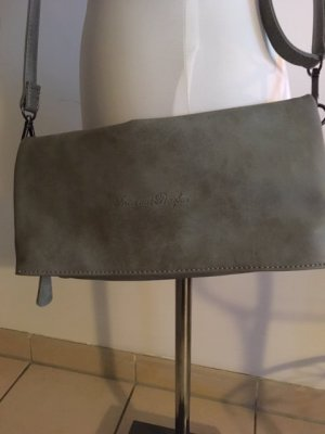 Fritzi aus preußen Clutch grey leather