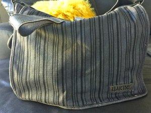 Dakine Borsa di tela nero-grigio scuro Cotone