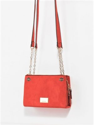 Parfois Crossbody bag multicolored polyester