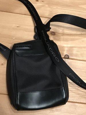 Piquadro Crossbody bag black synthetic