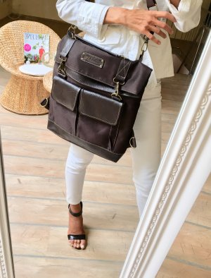 Antonello Serio Crossbody bag dark brown