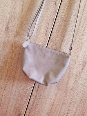 Umhängetasche Handtasche Schultertasche beige