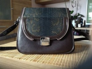 Bulaggi Crossbody bag dark brown