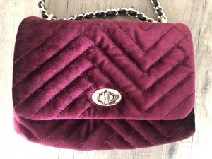 Cox Crossbody bag raspberry-red