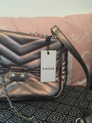 Pieces Pochette or rose
