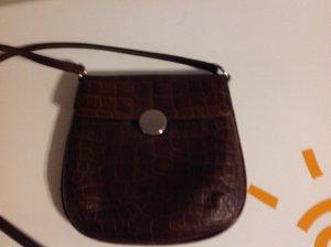 Unger Handbag brown leather