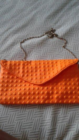 Umhängetasche Orange