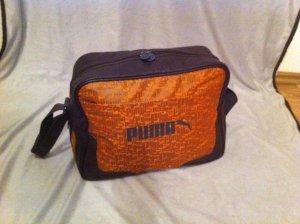 Umhängetasche Puma orange/braun
