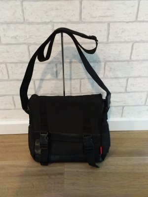 C&A Crossbody bag black polyester