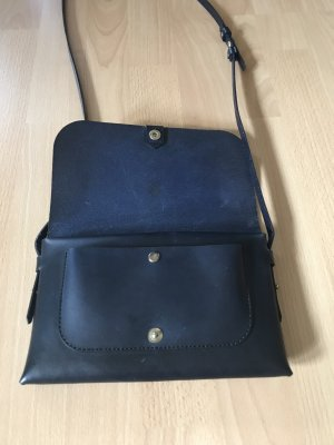 Skagen Gekruiste tas donkerblauw